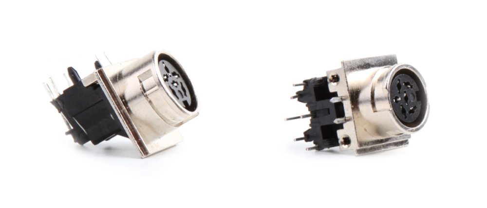 DIN Connectors Serie 71251 Receptacle
