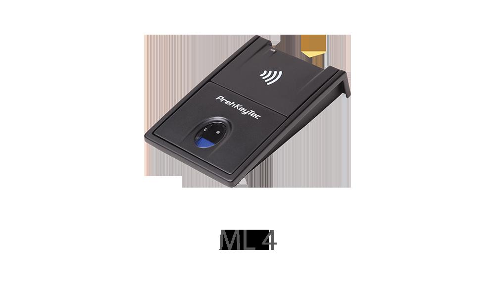 Biometrischer RFID, NFC und Smartcard-Leser