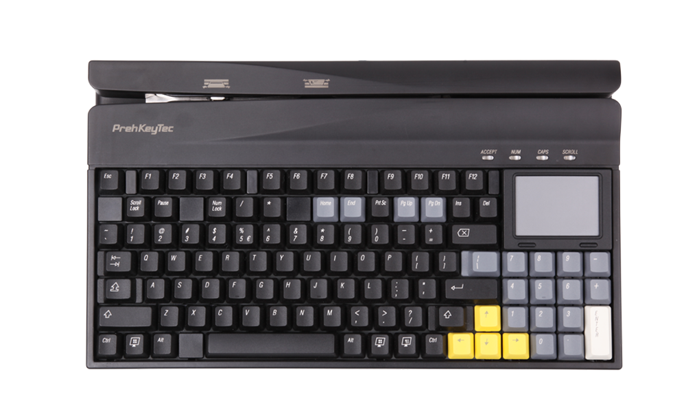 MCI 111 Professional OCR reader keyboard