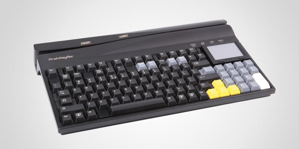 Keyboard MCI 111 A Professional OCR reader keyboard