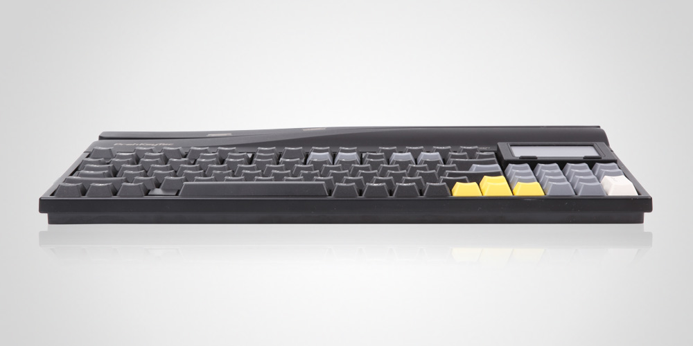 Keyboard MCI 111 A with OCR reader
