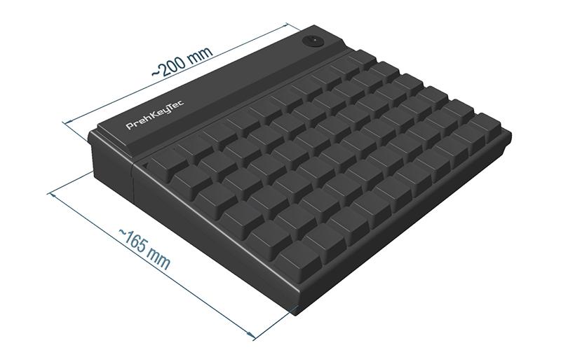 MSI 60 E1 | POS Keyboard
