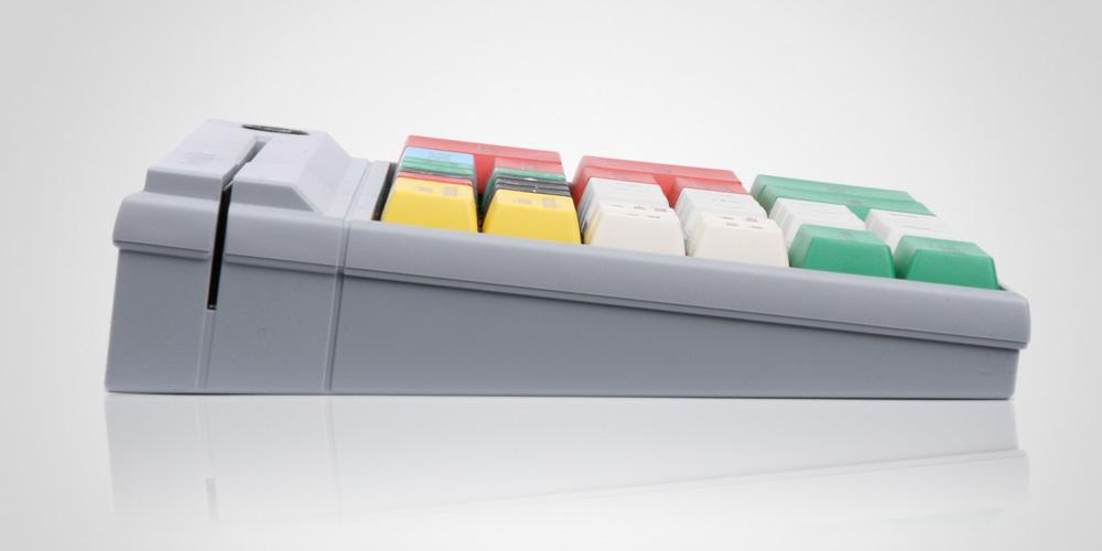 MSI 60 Compact cashdesk keyboards